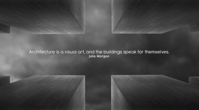 """Architecture"": A Cinematic Visual Poem Short Film Directed By Iain Chudleigh (2016)"