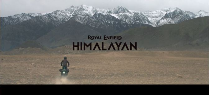 """Himalayan"": A Cinematic Poem Promotional Short Film For Royal Enfield By Carole Denis (2016)"