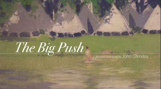 """The Big Push"": A Cinematic Poem Animated Short Film Directed By Xin Li And Laurie Harris (2015)"