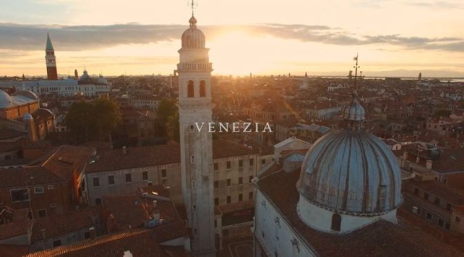 """Venezia"": A Cinematic Short Film Featuring René Caovilla By Oliver And Nils Astrologo (2016)"