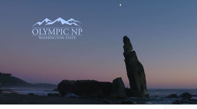 """Olympic NP"": A Cinematic Nature Short Film Of Washington State Ecosystems Directed By Rudy Wilms (2016)"