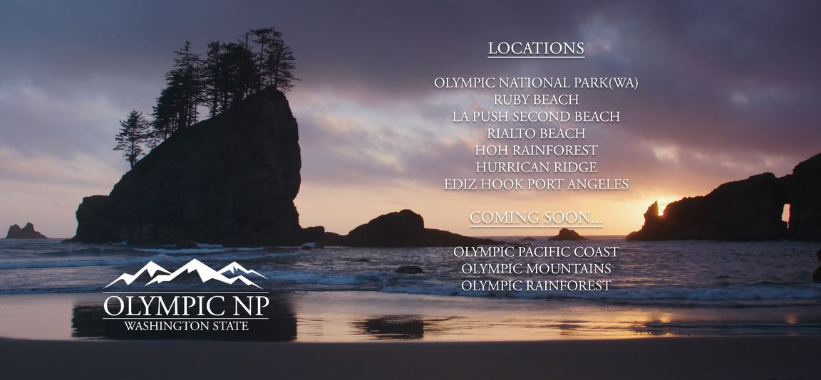 Olympic Np Cinematic Nature Short Film In Washington