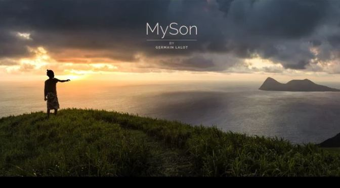 """MySon"": A Cinematic Poem Short Film In The Vanuatu Islands Directed By Germain Lalot (2016)"