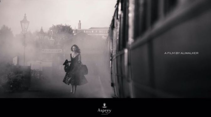 """The Journey"": A Cinematic Fashion Short Film For Asprey By Ali Walker (2016)"