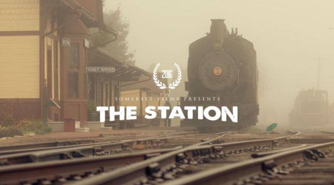 """The Station"": A Cinematic Fashion Short Film Directed By David Todd McCarty (2016)"