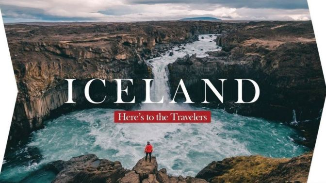 """ICELAND – Here's To The Travelers"": A Cinematic Poem Short Film Directed By Tobi Schnorpfeil (2016)"