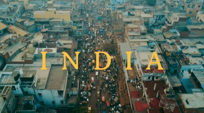"""India"": A Cinematic Poem Short Film Directed By Neal Howland (2017)"