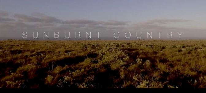 """Sunburnt Country"": A Cinematic Visual Poem Short Film In Australia By Sam Brincat (2017)"