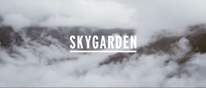 """Skygarden"": A Cinematic Poem Short Film Trailer In Switzerland Directed By Fabian Weber (2017)"