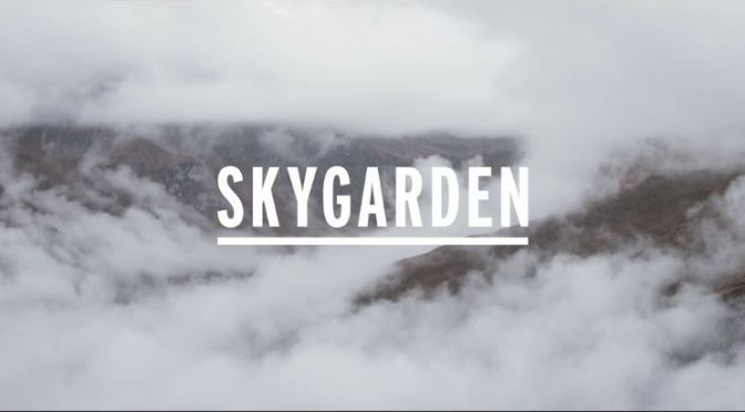 """Skygarden"": A Cinematic Poem Short Film Trailer In Switzerland Directed By Fabian Weber (2017)"