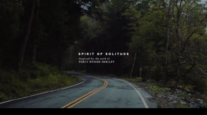 """Spirit Of Solitude"": A Cinematic Visual Poem Short Film Directed By Danny Christensen (2017)"