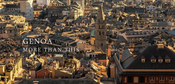 """Genoa – More Than This"": A Cinematic Visual Poem Short Film Directed By Alex Soloviev (2017)"