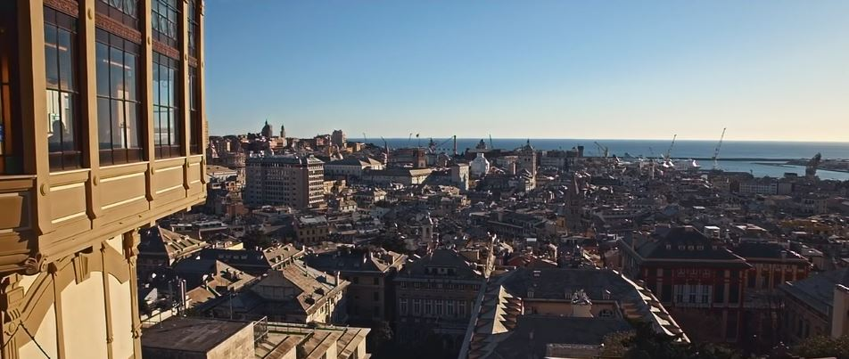 Genoa - More Than This Cinematic Visual Poem Short Film Directed By Alex Soloviev 2017