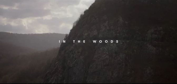 """In The Woods"": A Cinematic Poem Short Film Promo By Andrew David Watson (2017)"