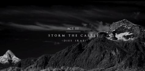 Siege of Salzburg Cinematic Time-Lapse Short Film Directed by Matthew Rycroft 2017