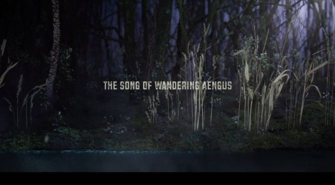 """The Song Of Wandering Aengus"": A Cinematic Poem Short Film Directed By Matthew Lawes (2017)"