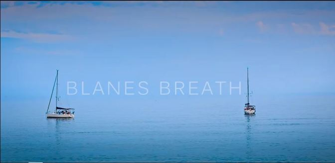 """Blanes Breath"": A Cinematic Poem Short Film In Spain Directed By Alex Soloviev (2017)"