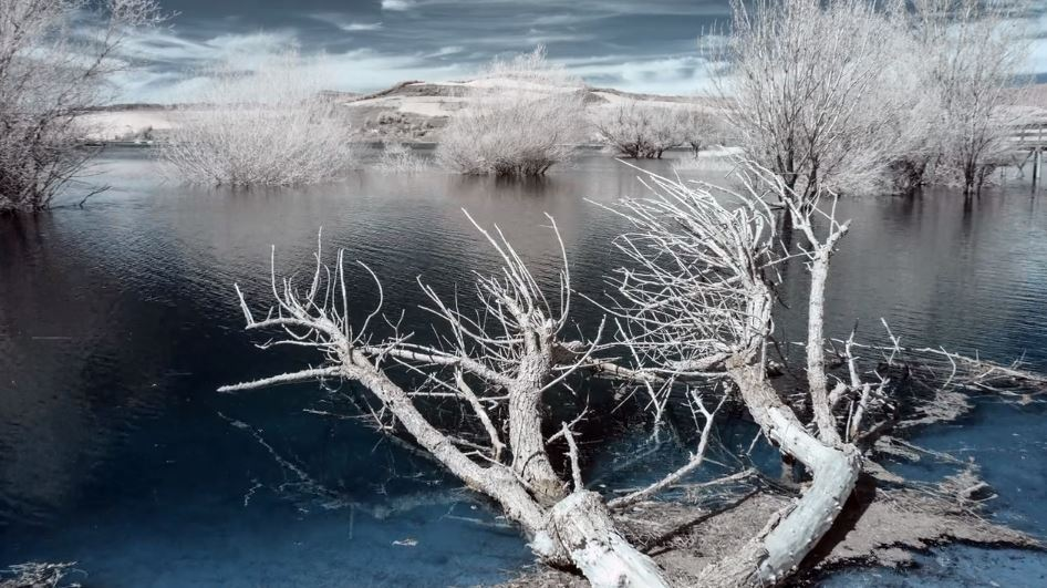 Nessun Dorma Cinematic Visual Poem Infrared Time-Lapse Short Film Directed by Txema Ortiz 2018