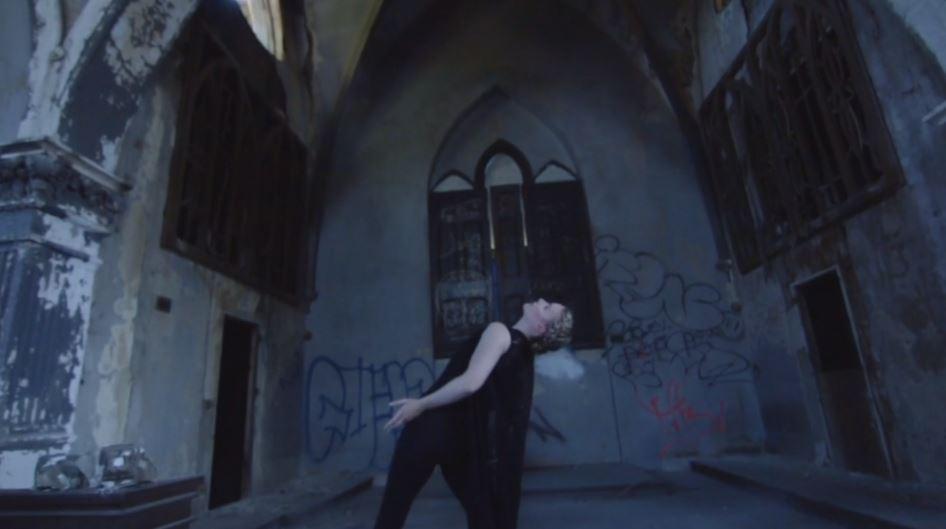 Serenity Cinematic Poem Performance Short Film Directed by Vincent DiFrancesco 2018