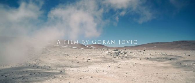 """Beyond Ordinary"": A Cinematic Poem Short Film By Goran Jovic (2018)"