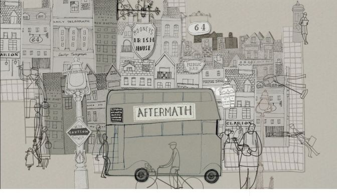 """""""Aftermath"""": A Cinematic Poem Animated Short Film Directed By Layla Atkinson (2017)"""