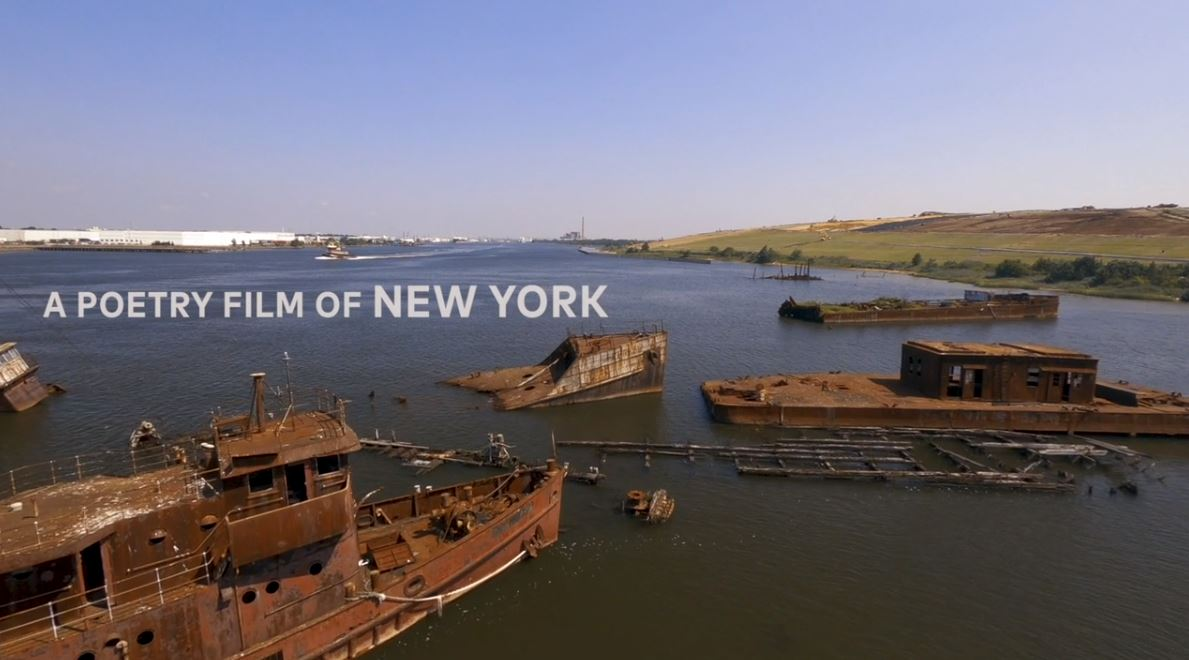 Ode To New York City Cinematic Poem Short Film Featuring Walt Whitman Directed By Alessio Cuomo 2018