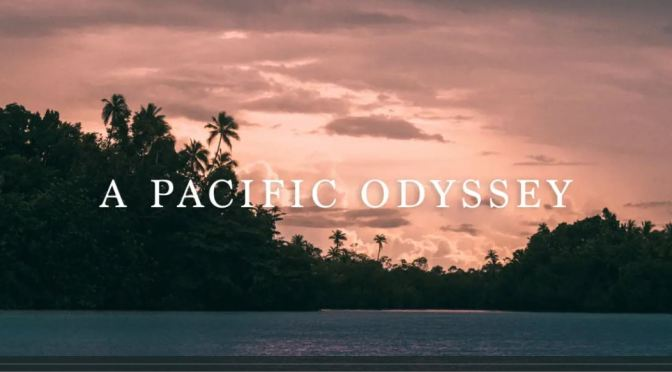 """A Pacific Odyssey"": Cinematic Poem Short Film Second World War Tribute Directed By Neal Howland (2019)"