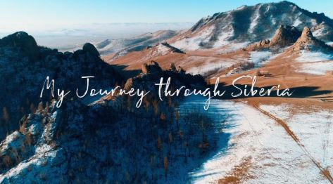 A Winter's Tale - My Journey Through Siberia Cinematic Poem Short Film Directed by Dennis Schmelz 2019