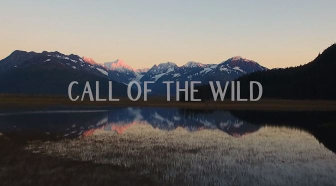 """Call Of The Wild"": A Cinematic Poem Short Film Tribute To Earth Day By Eric Larsen (2019)"