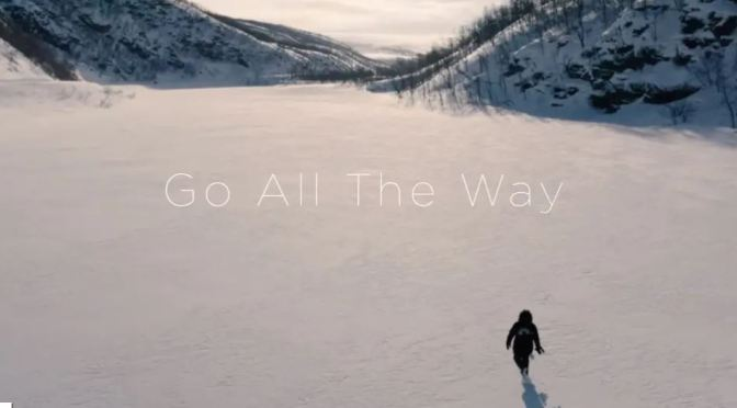 """Go All The Way"": A Cinematic Poem Short Film Directed By David Guersan and Florian Cioffi (2019)"