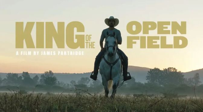 """King Of The Open Field"": A Cinematic Poem Short Film Directed By James Partridge (2019)"