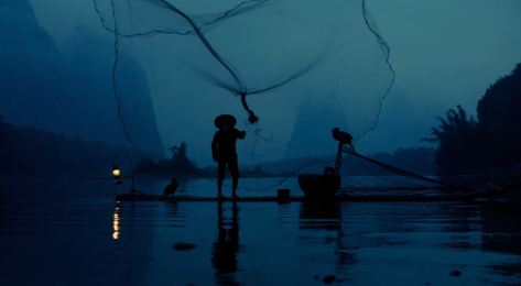 Cormorant Fishermen Cinematic Poem Short Film In China Directed By Alexander Alexandrov (2019)