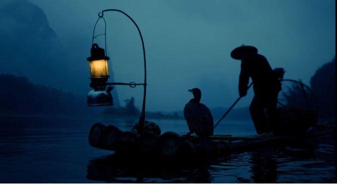 """Cormorant Fishermen"": A Cinematic Poem Short Film In China By Alexander Alexandrov (2019)"