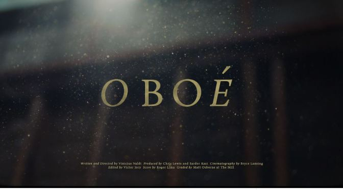 """Oboé"": A Cinematic Poem Short Film Directed By Vinicius Naldi (2019)"