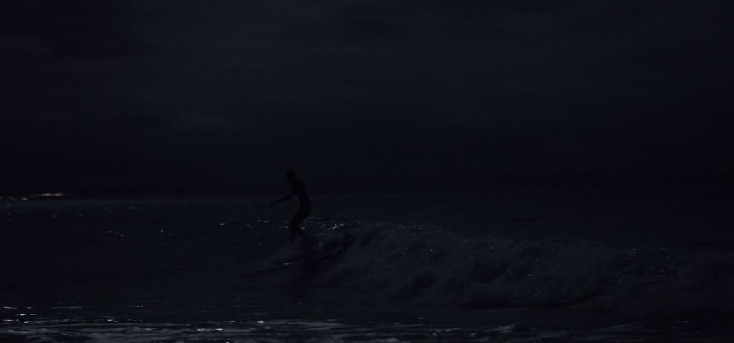 Dancing In The Dark Cinematic Poem Surfing Short Film Directed by Spencer Frost 2019