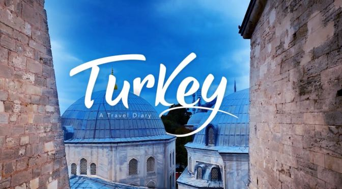 """Turkey – A Travel Diary"": A Cinematic Poem Short Film By Nabil Narch (2019)"