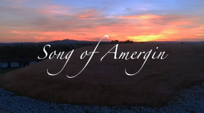 """Song Of Amergin"": A Cinematic Poem Short Film In Ireland Directed By Arnie Hensman (2019)"