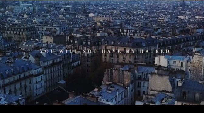 """You Will Not Have My Hatred"": A Cinematic Poem Short Film Directed By Salomon Lightelm (2019)"
