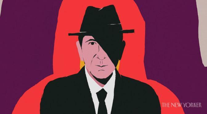 """Leonard Cohen"": A Cinematic Poem Short Film Directed By Joe Donaldson (2019)"