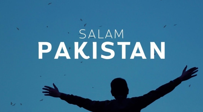 """Salam Pakistan"": A Cinematic Poem Short Travel Film Directed By Neal Howland (2020)"