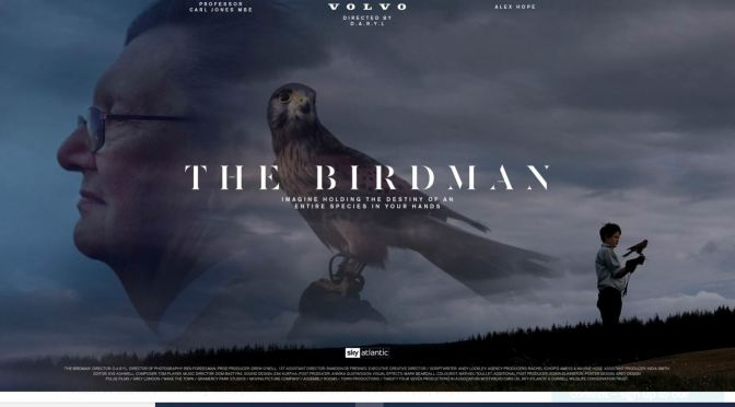 """The Birdman"": A Cinematic Poem Short Film Directed By Edward Lovelace And James Hall (2020)"