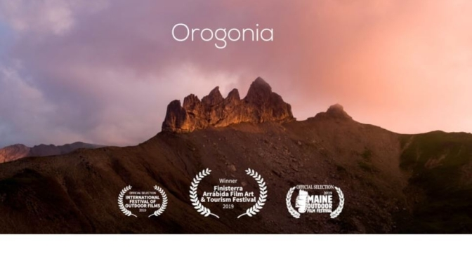 """Orogonia"": A Cinematic Poem Short Travel Film By Enrique Pacheco (2019)"