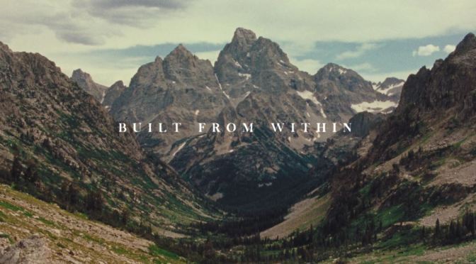 """Built From Within"": A Cinematic Poem Short Film In Wyoming By Janssen Powers (2020)"