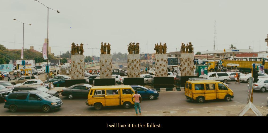 """""""EKO ILE"""" (CITY ODES) A CINEMATIC POEM SHORT FILM IN LAGOS, NIGERIA BY SHELDON CHAU (2020)"""