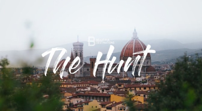 """THE HUNT"": A Cinematic Poem Short Film In Florence By Tommaso Fontanella (2020)"