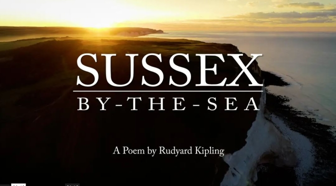 """Sussex By-The-Sea"": A Cinematic Poem Short Film By Dan Parkes (2021)"